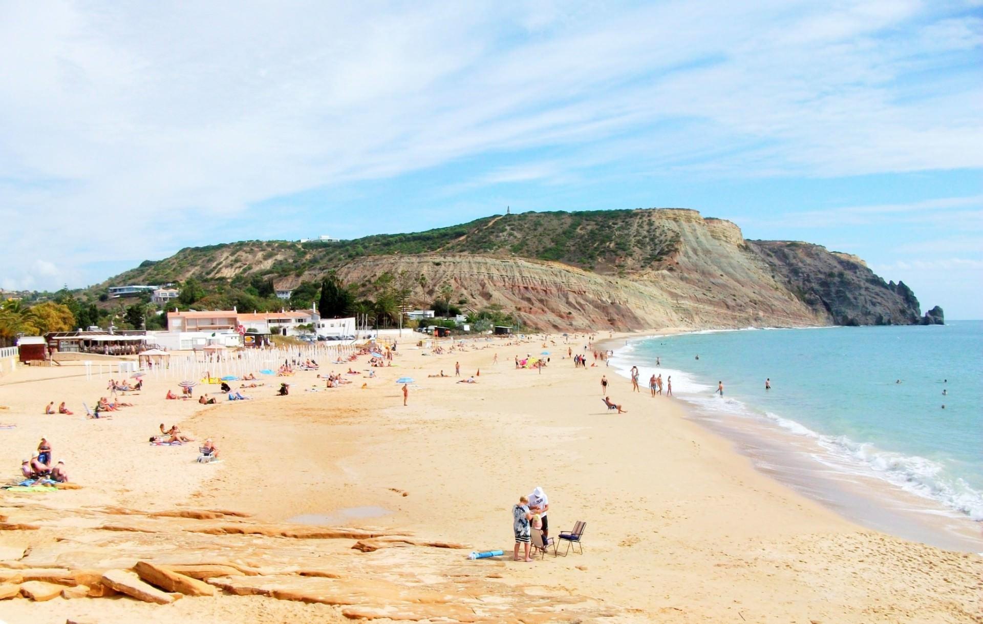 Praia da Luz Beach 1920x1218