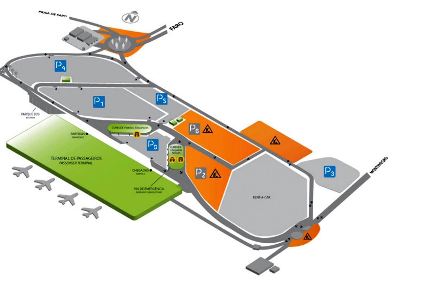 Faro-Airport-Parking-Terminal