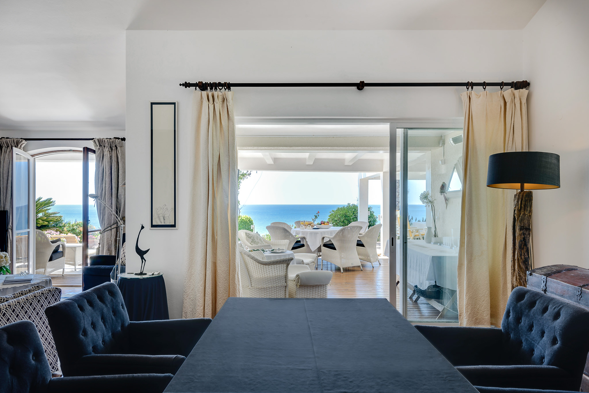 quinta das gaivotas villa living room 5 praia da luz holidays. Black Bedroom Furniture Sets. Home Design Ideas